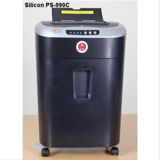 Máy Hủy Giấy SILICON PS-990C