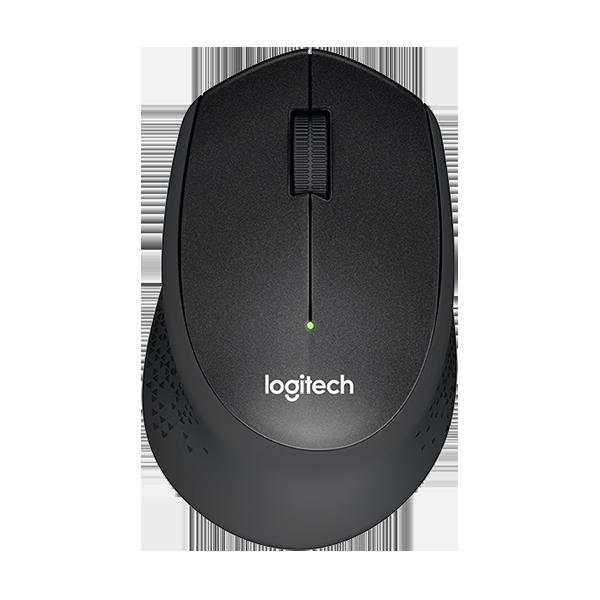 Chuột không dây Logitech M331 SILENT PLUS