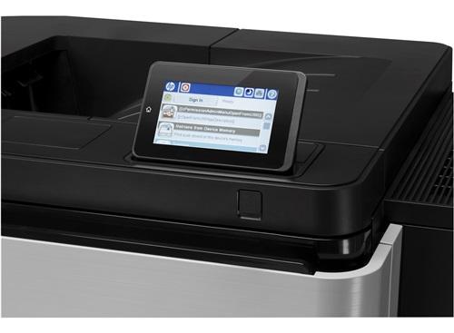 HP Laser Enterprise M806D