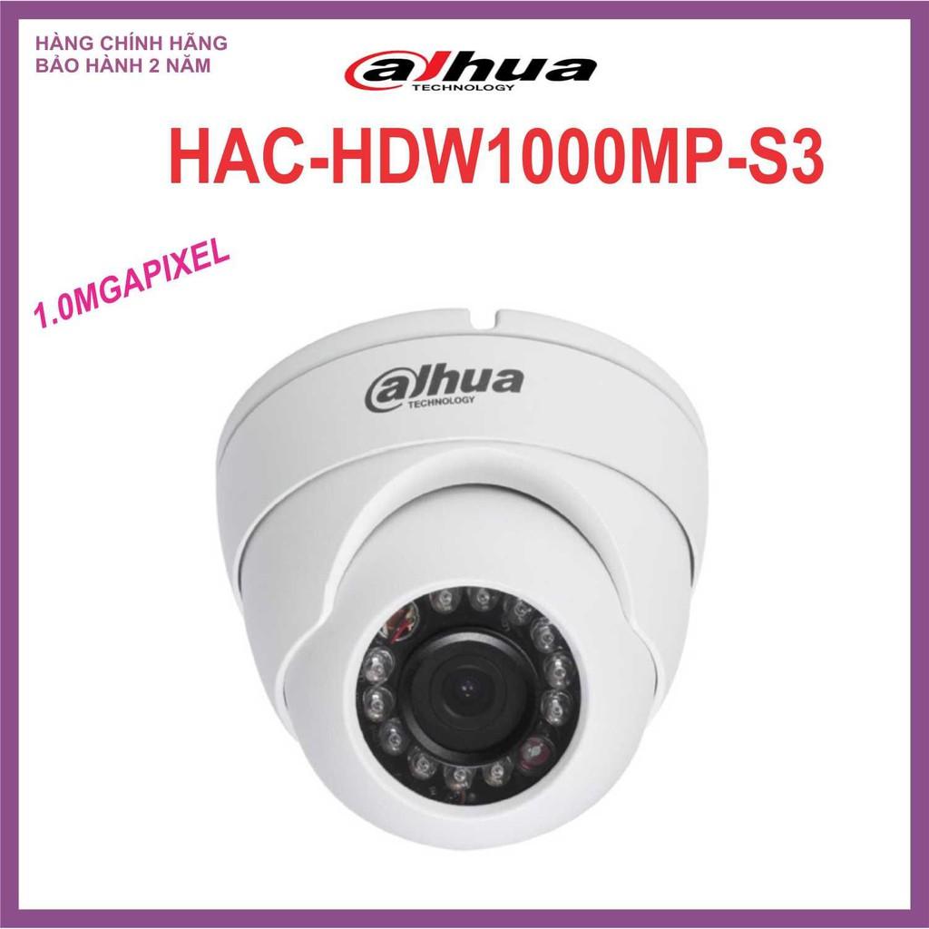 Camera Dahua DH-HAC-HDW1000MP-S3