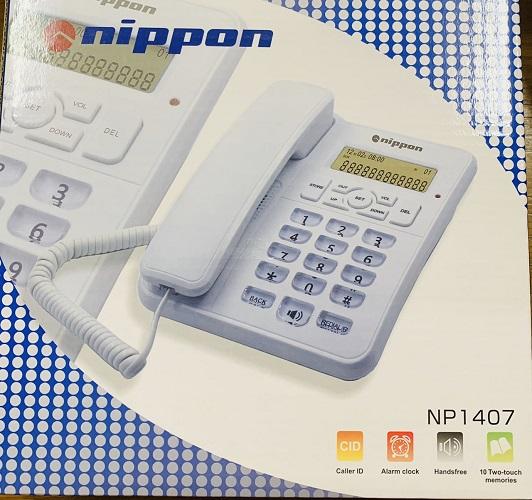 Điện thoại bàn NIPPON NP-1407
