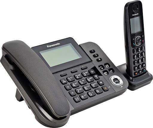 Điện thoại bàn Panasonic KX-TGF320CX chính hãng