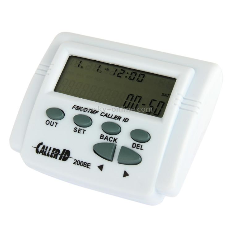 Bộ hiện số Caller ID Box (HWD-2008E) - Chính Hãng