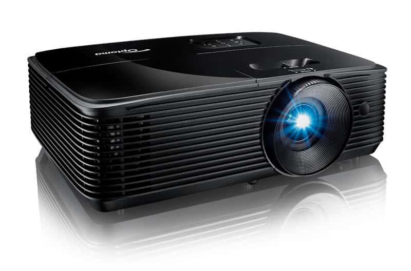 Máy chiếu giải trí Full HD 3D OPTOMA HD28e