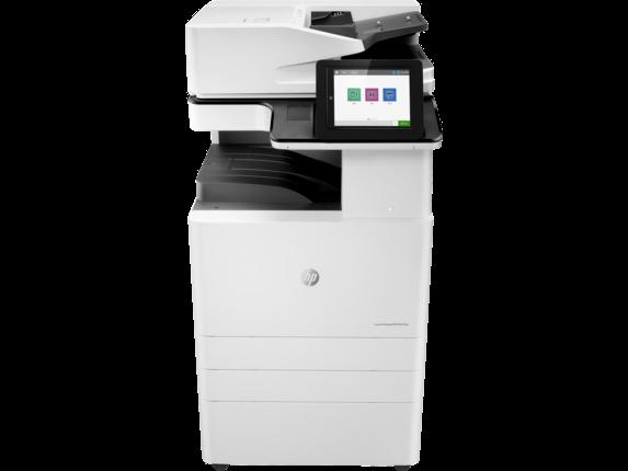 HP  MFP E82550z
