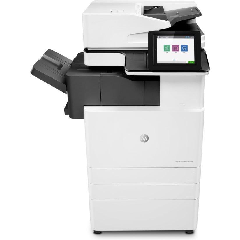 HP  MFP E87650z