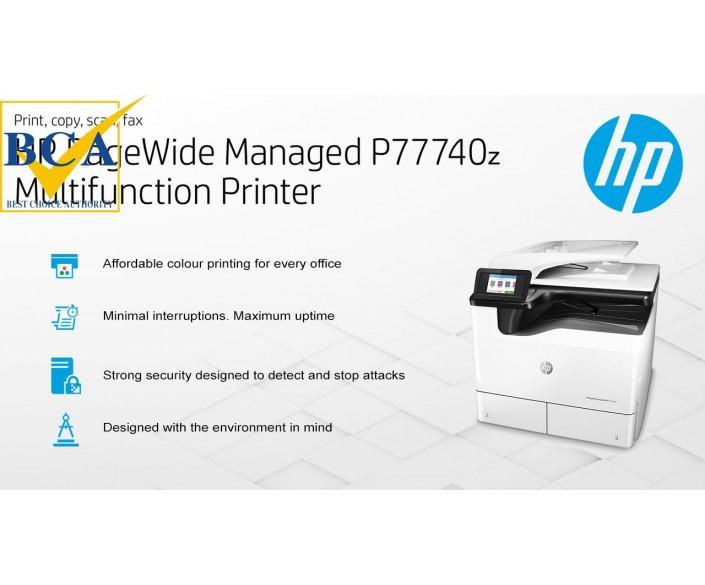 HP  MFP P77740dn