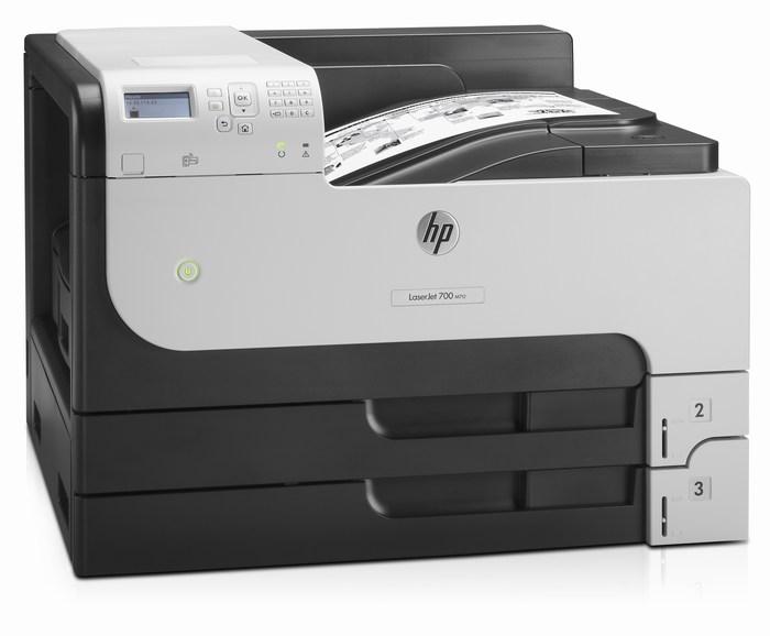HP Laser Enterprise M712N
