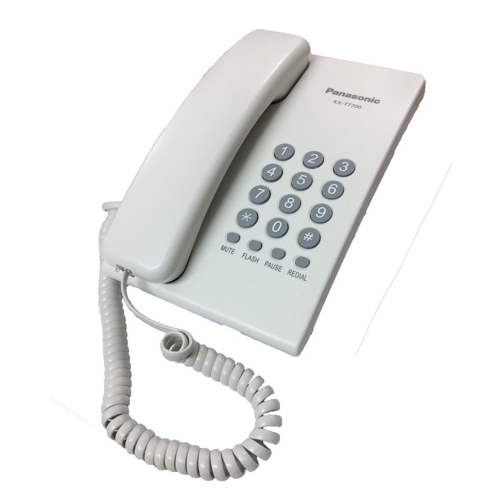 Điện thoại bàn Panasonic KX-T7700 chính hãng