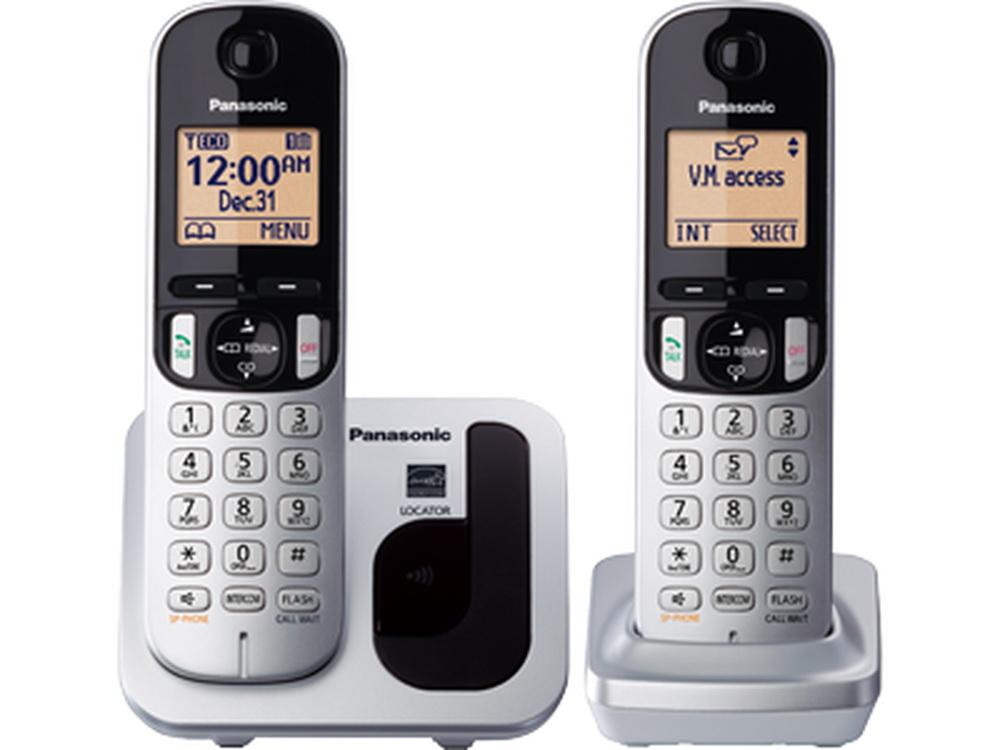 Điện thoại không dây kỹ thuật số DECT Panasonic KX-TGC212