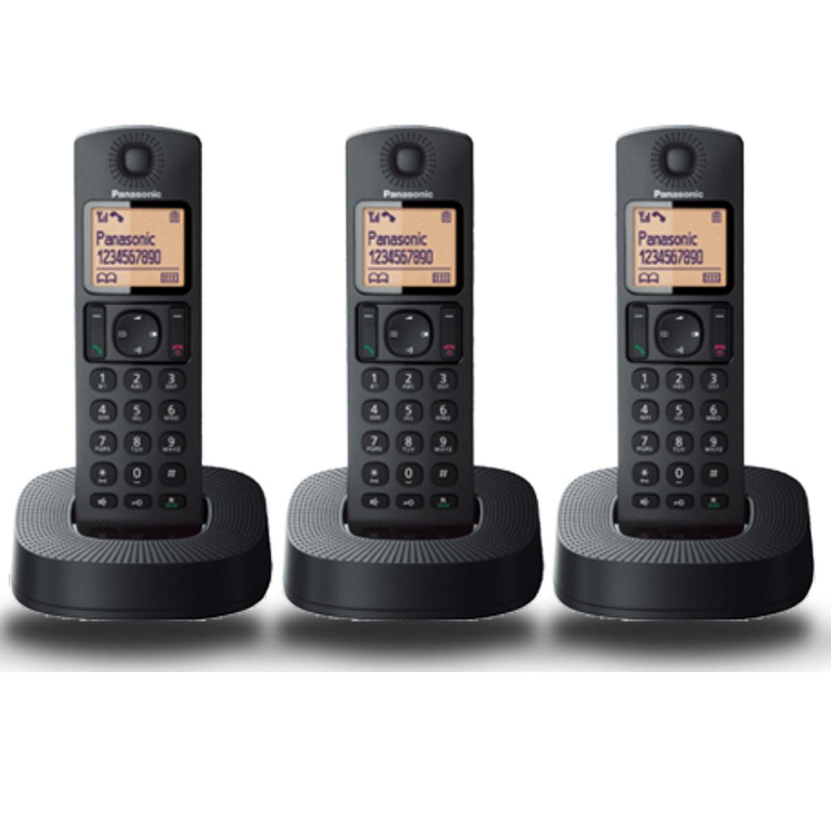 Điện thoại không dây kỹ thuật số DECT Panasonic KX-TGC313 chính hãng