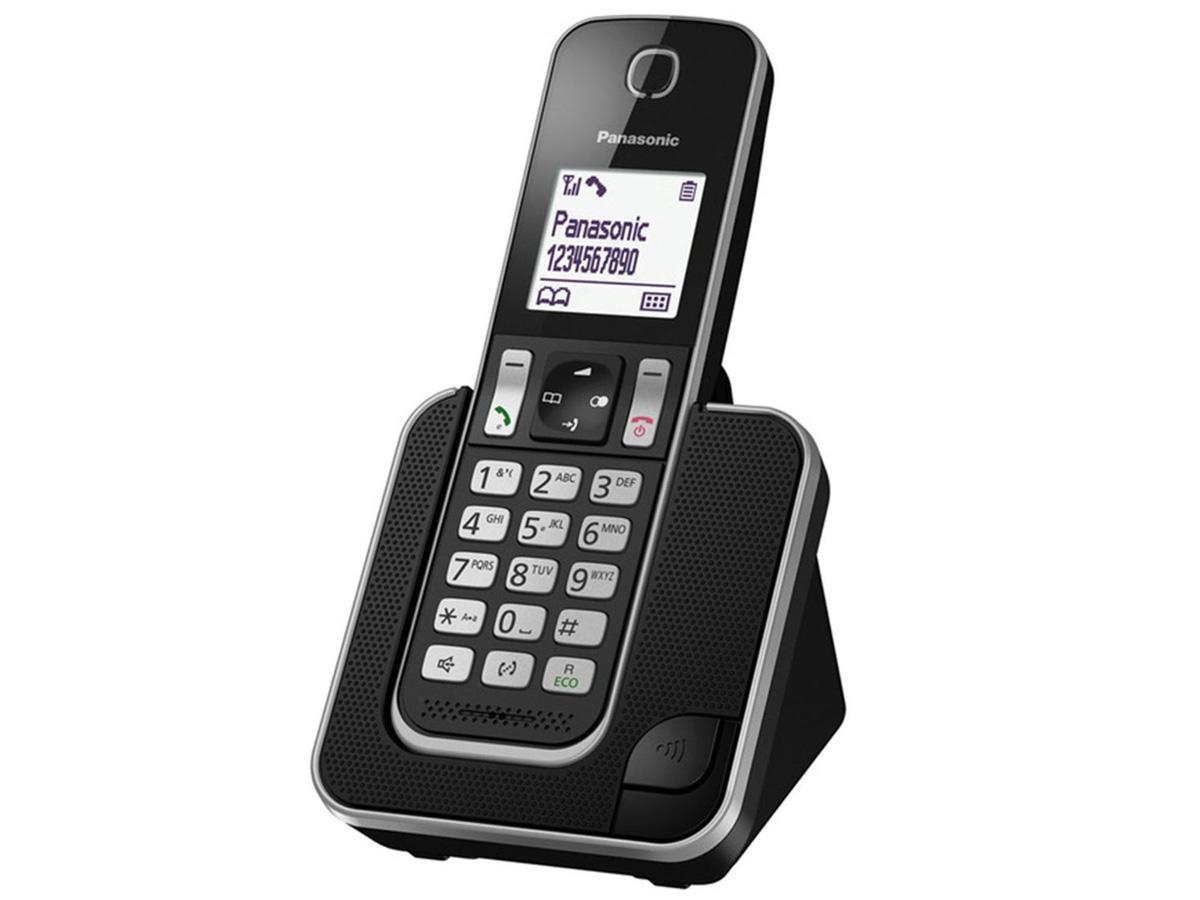 Điện thoại không dây Panasonic KX-TGD310 chính hãng