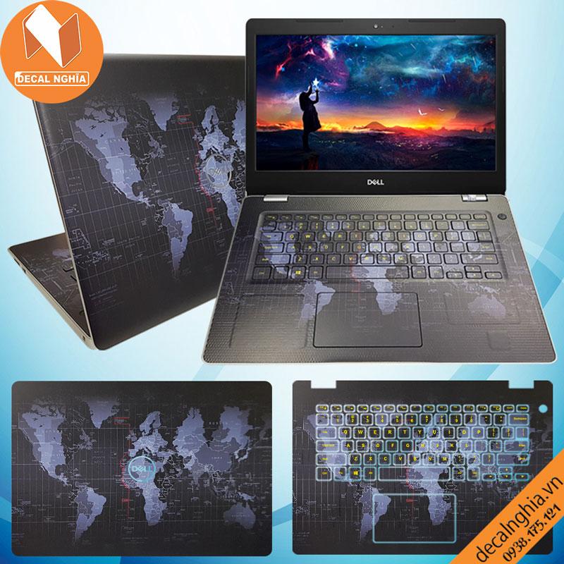 Skin dán laptop Dell Vostro 14 3480 (P89G005)