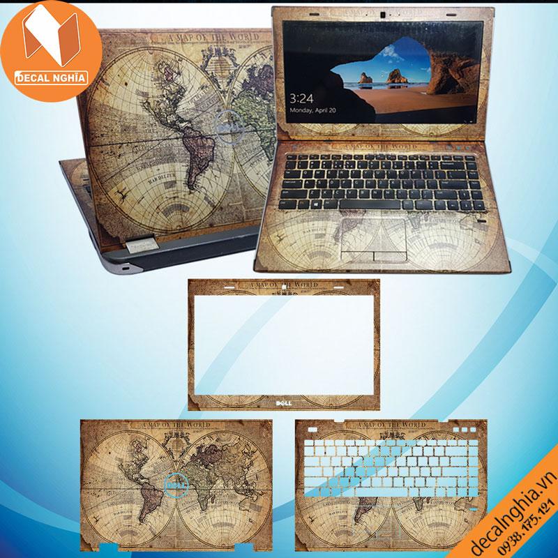 Skin dán laptop Dell Vostro 14 2420