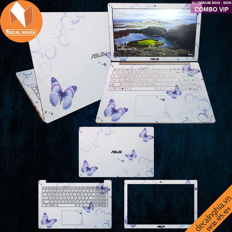 Skin dán laptop Asus Zenbook UX534