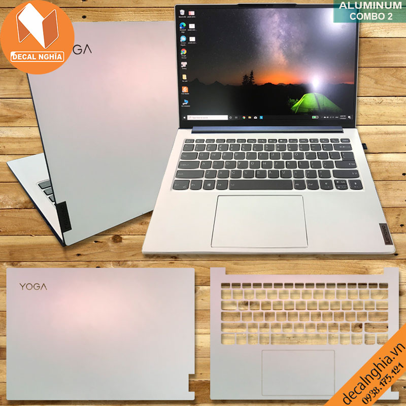 Dán skin laptop Lenovo Yoga Slim 7 Pro 2021