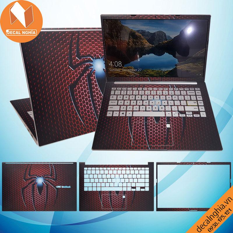 Skin dán laptop Asus Vivobook A415