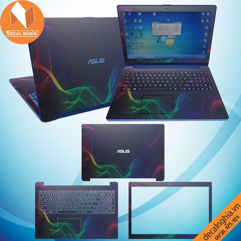 Skin dán laptop Asus TP550