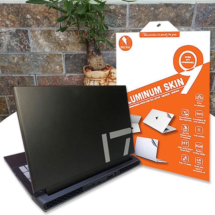 Aluminum dán Laptop Alienware M17R4