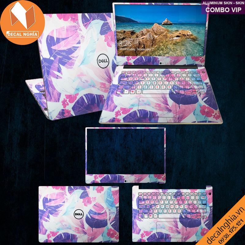 Skin dán laptop Dell Inspiron 14 7460 (P74G001)