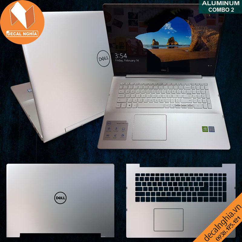 Skin dán laptop Dell Inspiron 15 7591 2in1