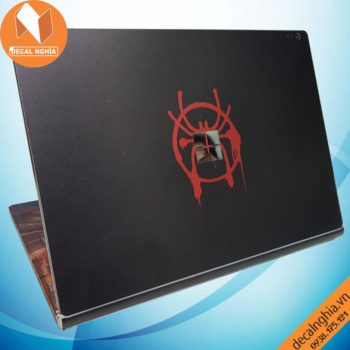 Aluminum skin dán surface book 3 15 inch