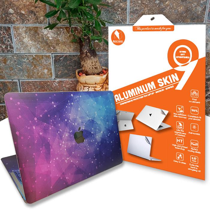 Aluminum skin dán Macbook Pro M1