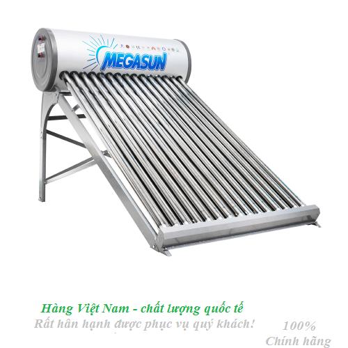 Máy nước nóng năng lượng mặt trời Megasun KAE 180L