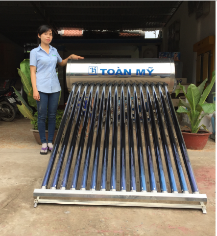 Ưu và nhược điểm của máy nước nóng năng lượng mặt trời May-nuoc-nong-nang-luong-mat-troi-toan-my-nano-240l