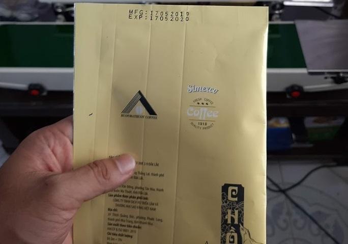 Review các loại máy hàn miệng túi liên tục có in date hiện nay