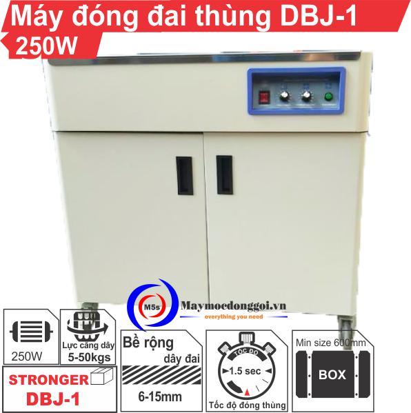 Máy đóng đai thùng bán tự động DBJ-1 chất lượng cao