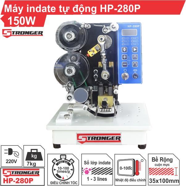 Máy in date tự động STRONGER HP-280P