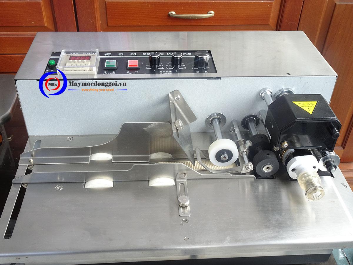 Máy in date tem nhãn tự động MY-380F