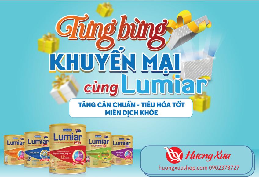 Hương Xưa shop phân phối chính thức sp Sữa Lumiar