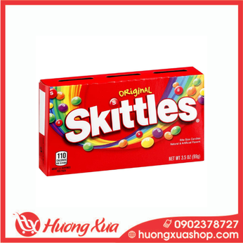Kẹo trái cây Skittles Original 99g