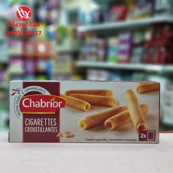 Bánh bơ ống Chabrior Cigarettes Croustillantes 200g