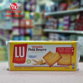 Bánh quy bơ Lu Véritable Petit Beurre 400g