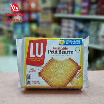 Bánh quy bơ Lu Véritable Petit Beurre 200g