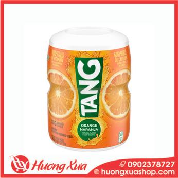 Bột trái cây Tang Orange, 566g