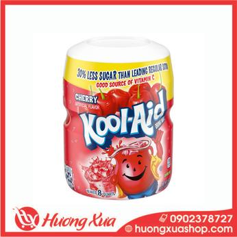 Bột trái cây Kool-Aid Cherry 538g