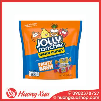 Kẹo Jolly Rancher Hard Candy Fruity Bash 368g