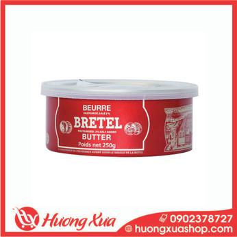 Bơ Bretel250g