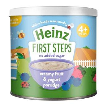 Bột ăn dặm Heinz Ngũ cốc sữa chua trái cây 4+
