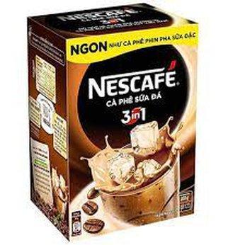 Cà phê sữa đá Nescafe 3 in1 200g