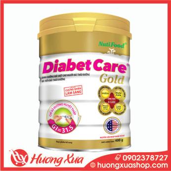 Sữa DIABET CARE GOLD 900g