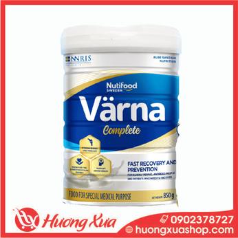 Sữa Värna Complete hộp thiếc 850 g