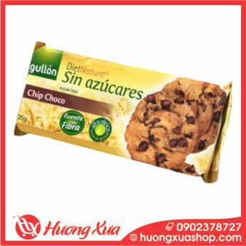 Bánh cookies socola ăn kiêng Gullon 125g