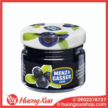 Mứt Việt Quất Menz _ Gasser 28G