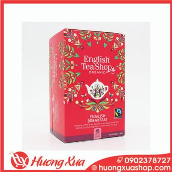 Trà Organic EnglishBreakfastTeaEnglish Tea Shop 50g