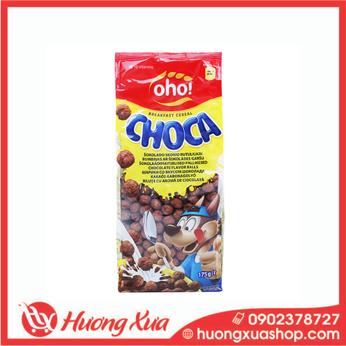 Ngũ cốc nguyên hạt Oho Choca gói 175g